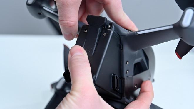 DJI FPV drone battery