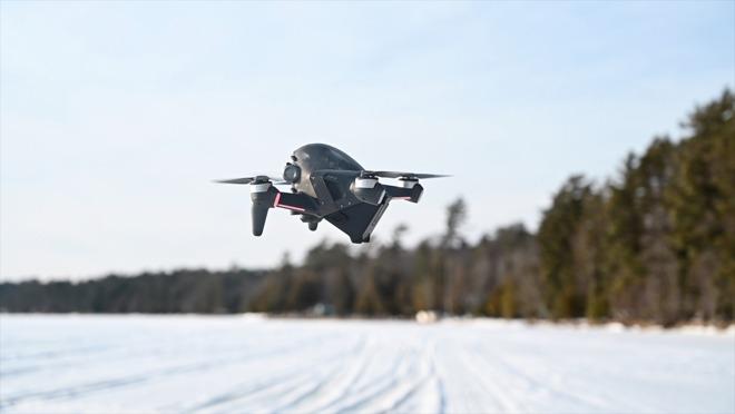 The new DJI FPV Drone