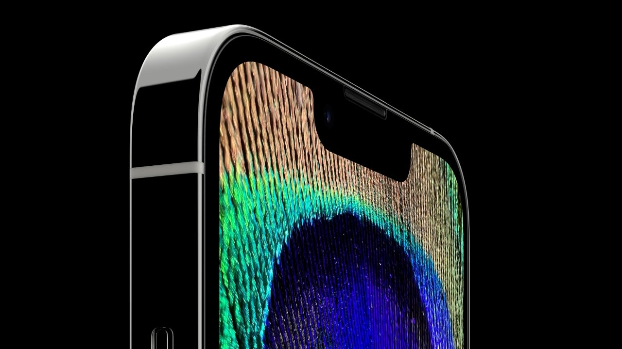 The iPhone 13 Pro has a ProMotion display
