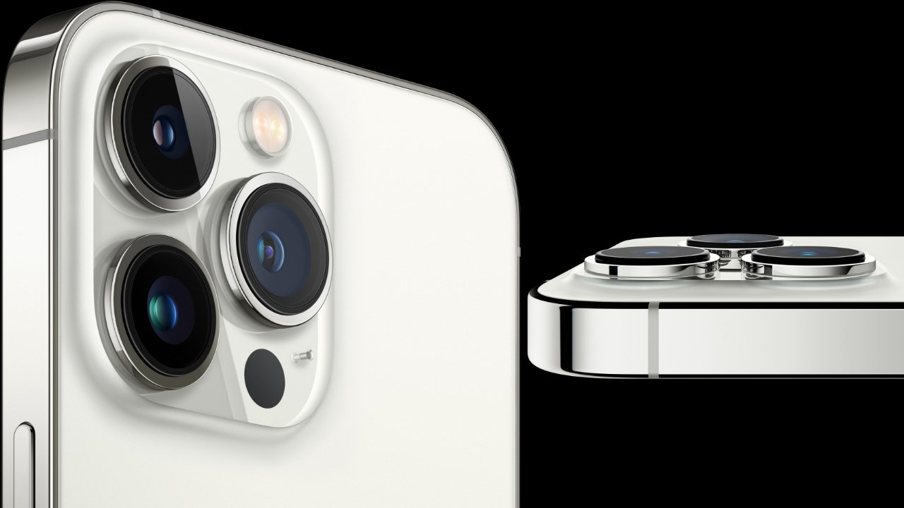 The iPhone 13 Pro camera bumps are bigger than they've ever been