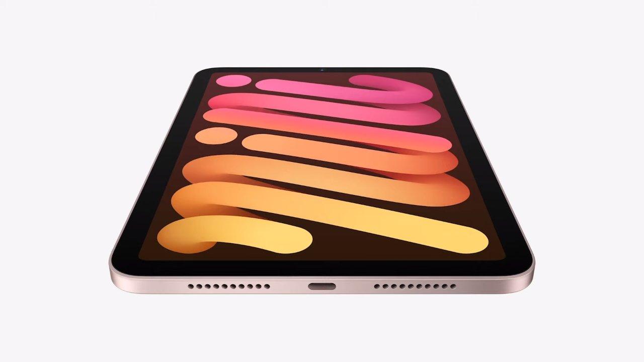 Even the iPad mini has USB-C while iPhone uses Lightning