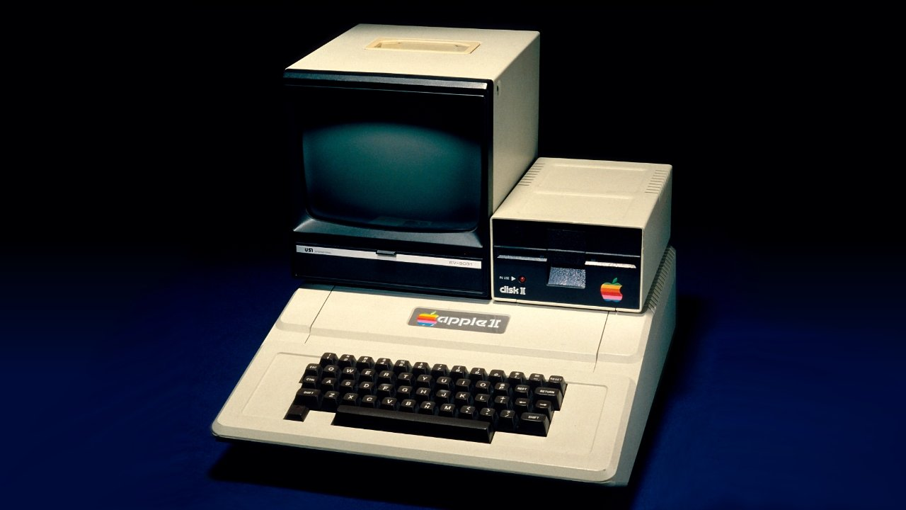 The Apple II was the precursor to the Mac and put Apple on the map