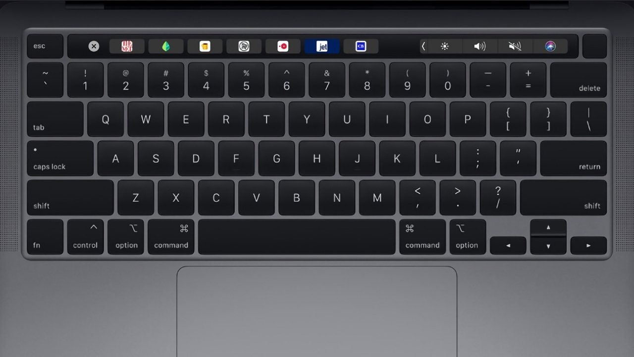 The Touch Bar has been mostly ignored by Apple, though it can provide unique functionality