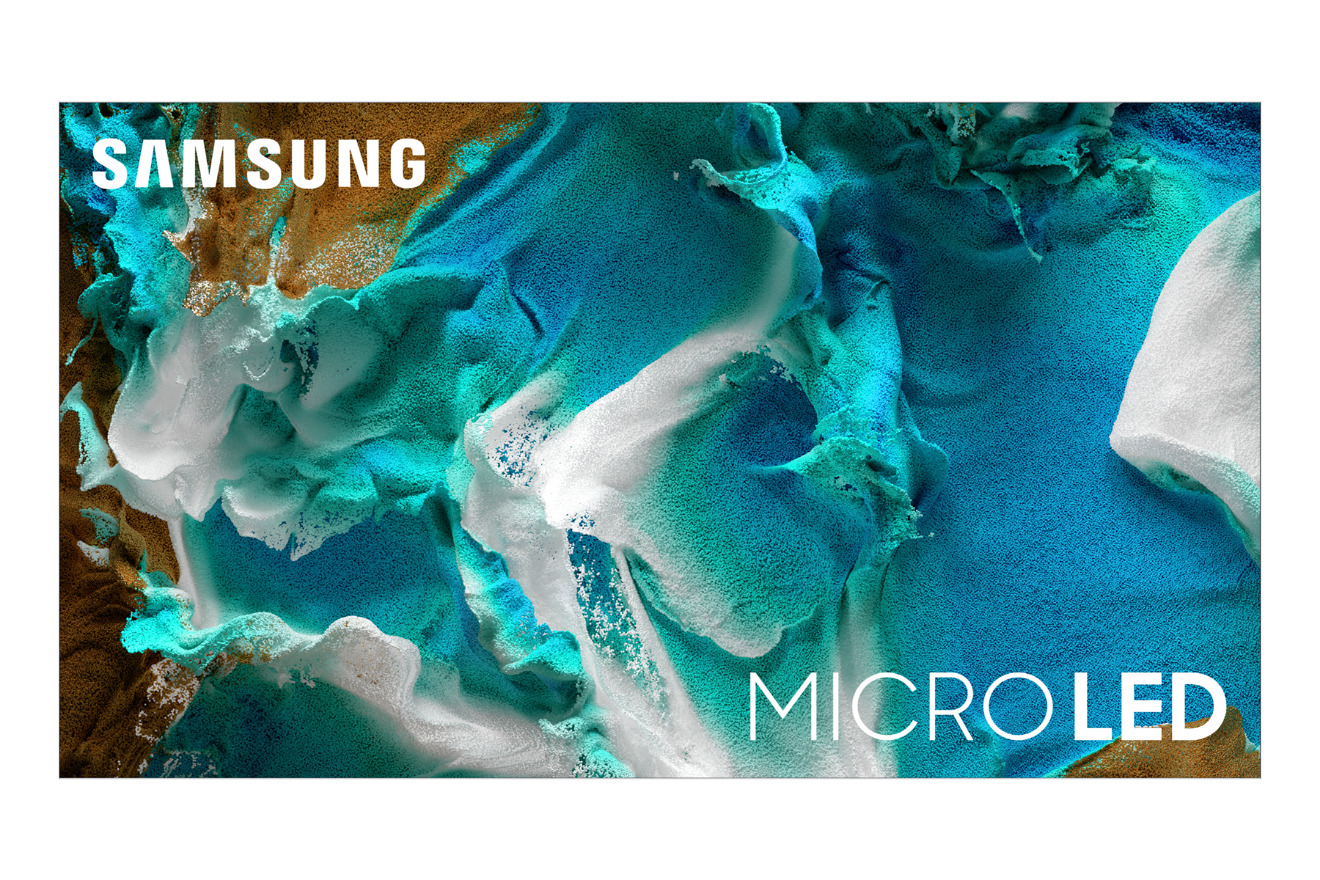 MicroLED may be a major turning point in display technology.