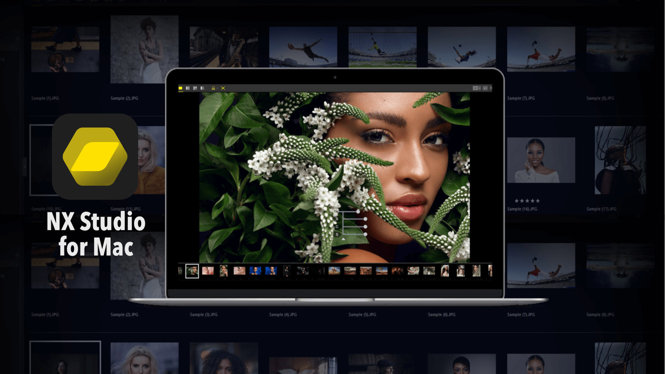 photo of Nikon releases free NX Studio photo management & editing app for Mac users image