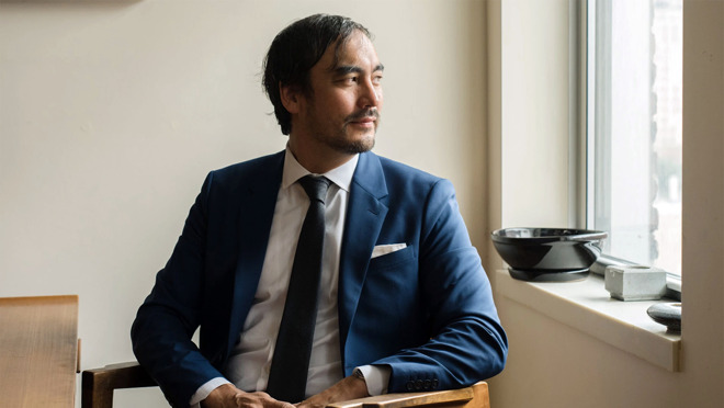 Tim Wu is a Colombia professor who previously worked on the National Economic Council (Image: Valerie Chiang/The New York Times)