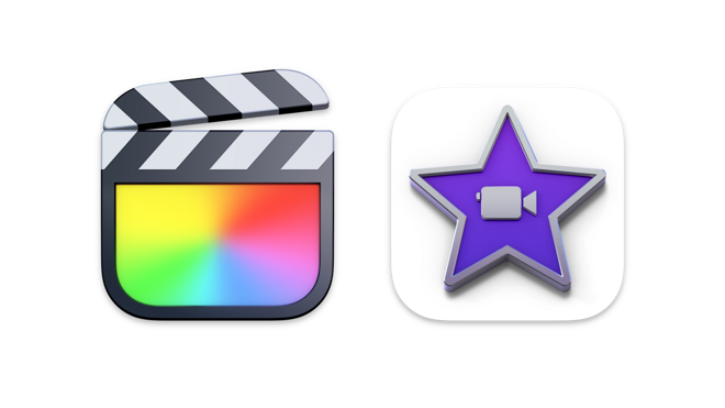 Apple video and effects apps updated