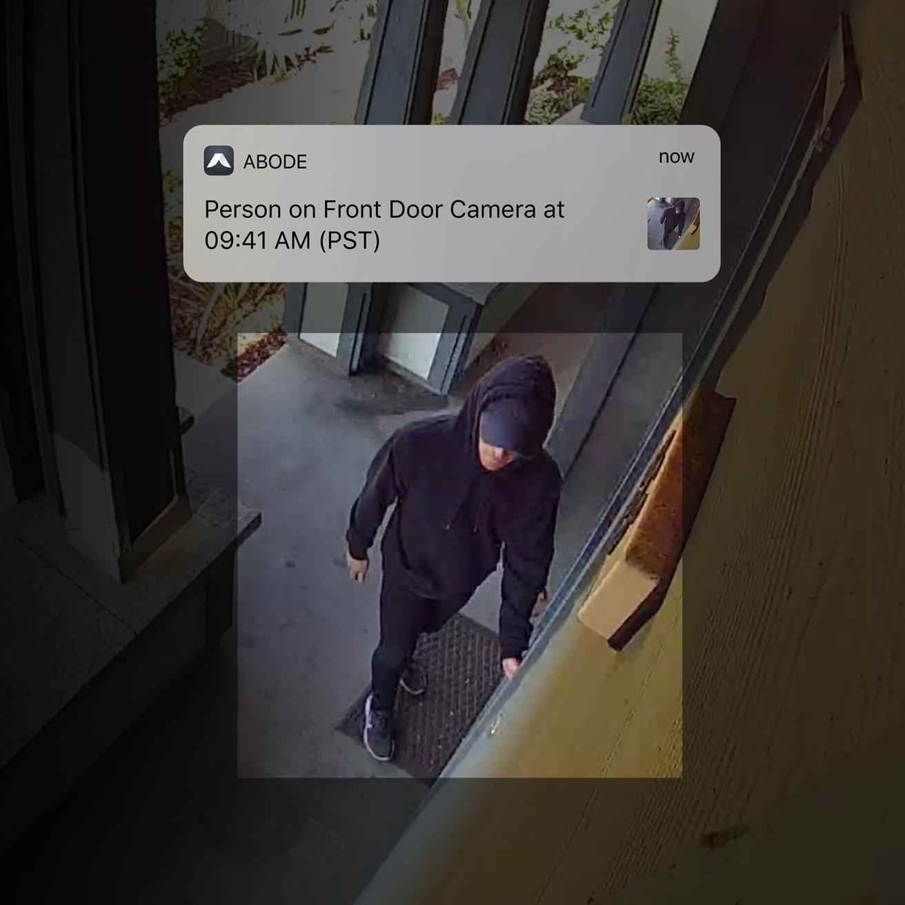 Abode Smart Detect