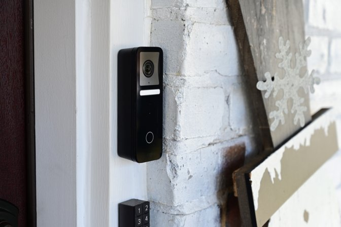 Circle View video doorbell
