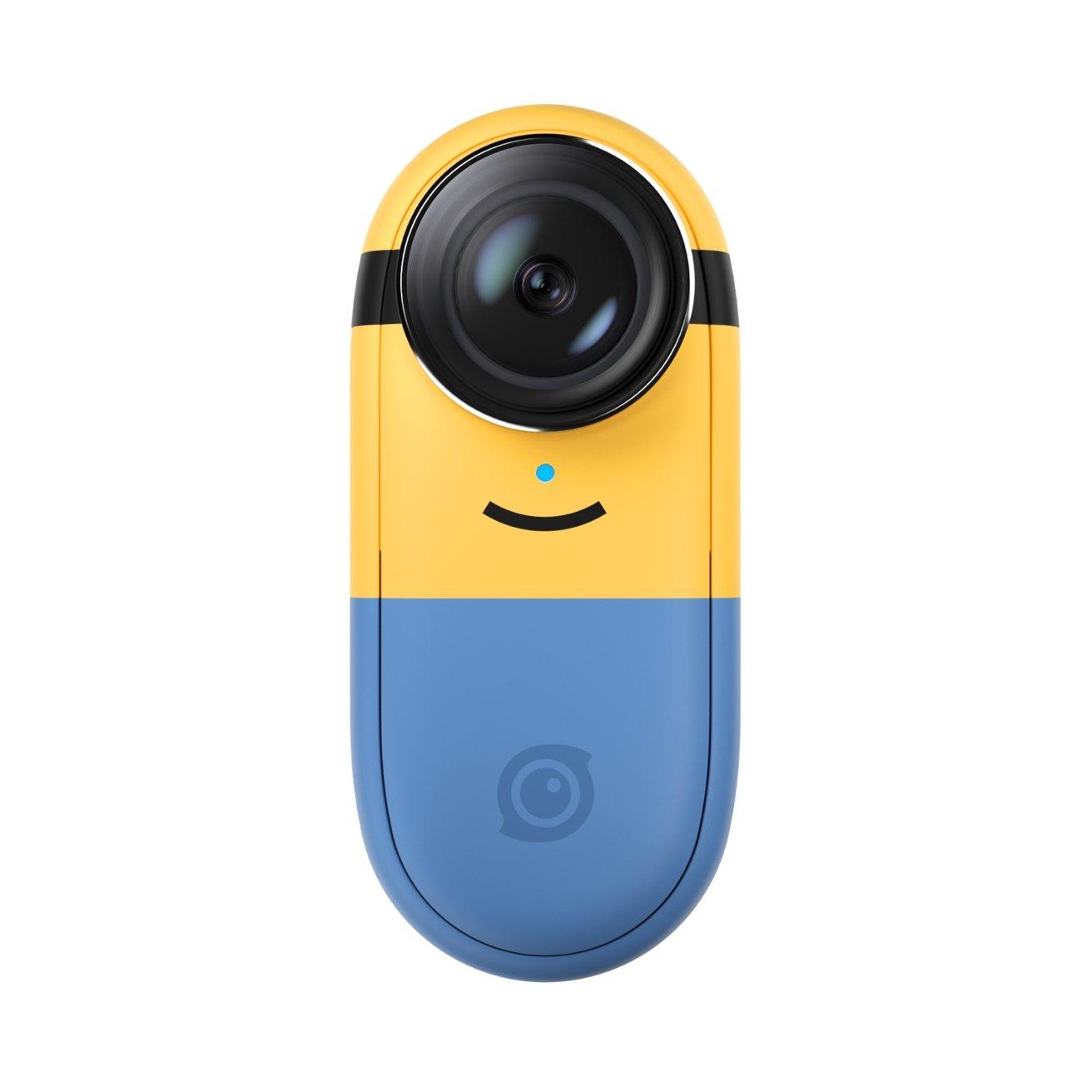 Версия Insta360 Go 2 Minions