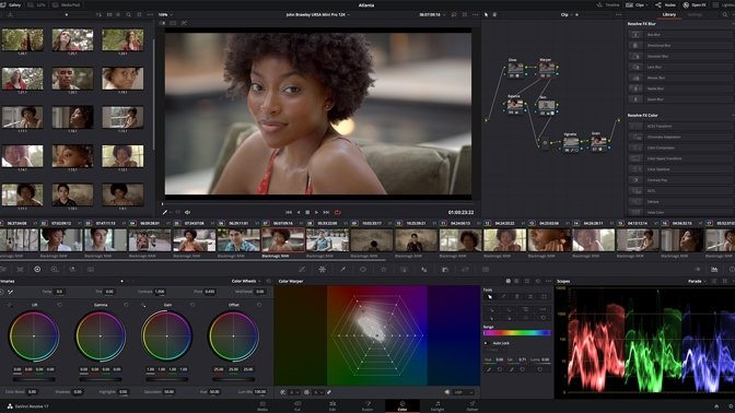 DaVinci Resolve 17.1 brings native M1 Mac support to the popular video-editing suite