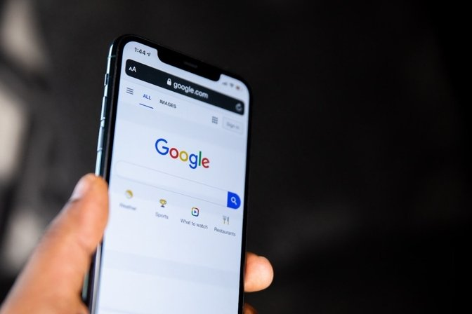 iPhone with Google