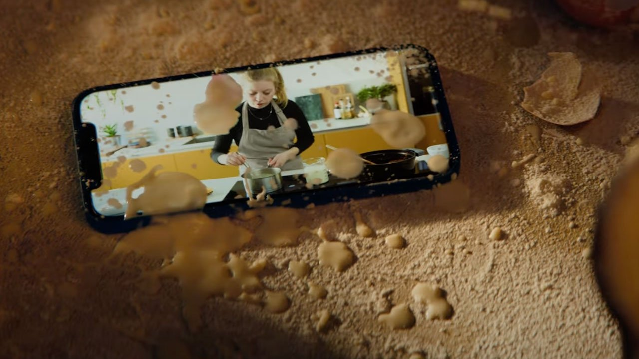 Apple touts iPhone 12 durability in 'Cook' ad | AppleInsider