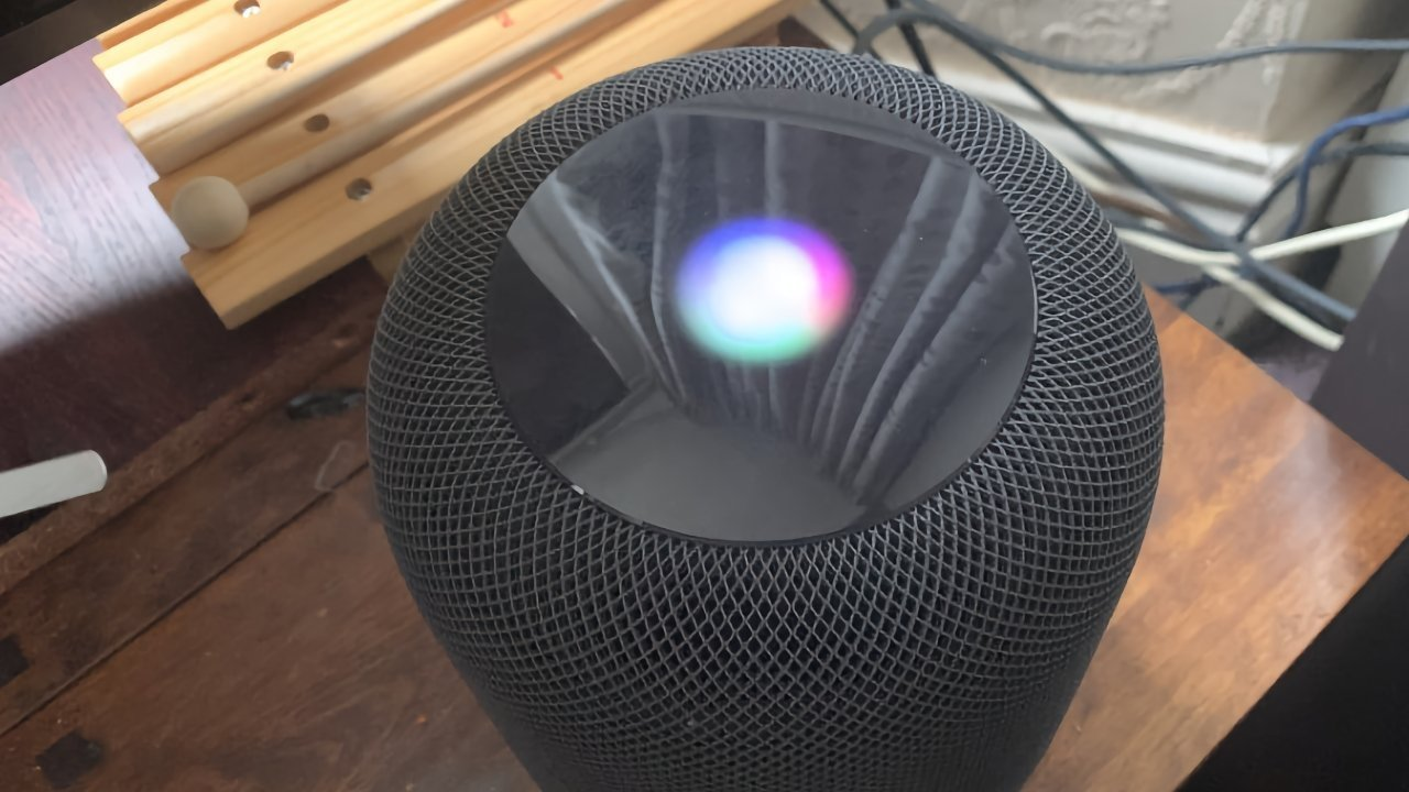 Even if Siri stops working, you'll still be able to use a HomePod for AirPlay