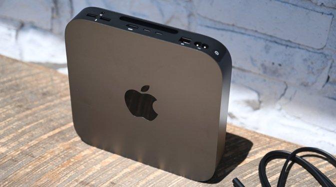 Mac mini DTK
