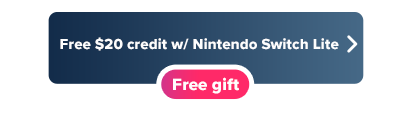 Nintendo Switch Lite deal at Amazon