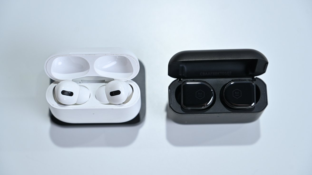 MW08 and AirPods Pro