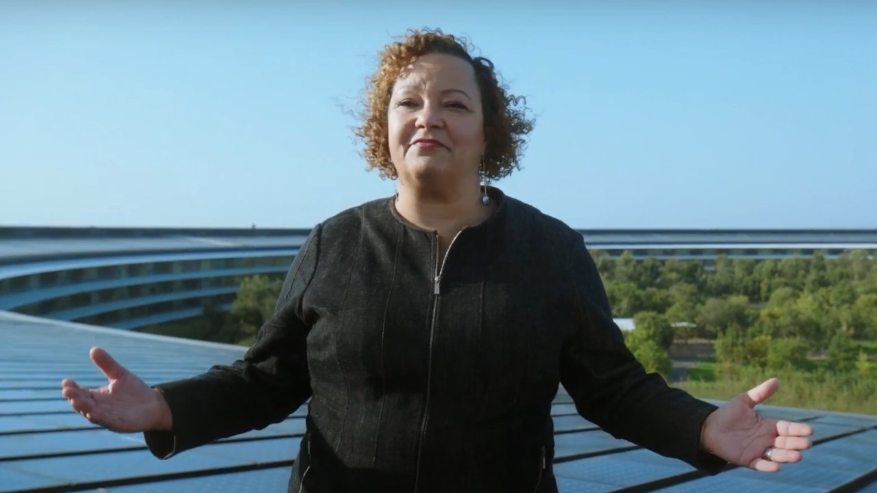 SVP Environment, Policy, and Social Initiatives, Lisa Jackson