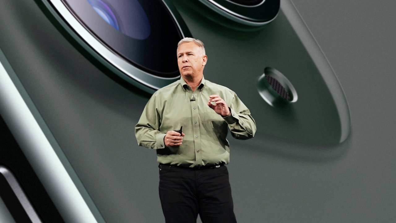 Apple Fellow, Phil Schiller