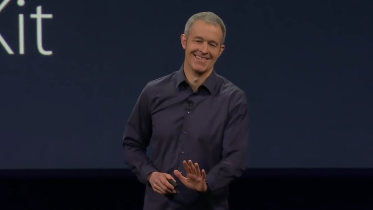 Apple COO, Jeff Williams