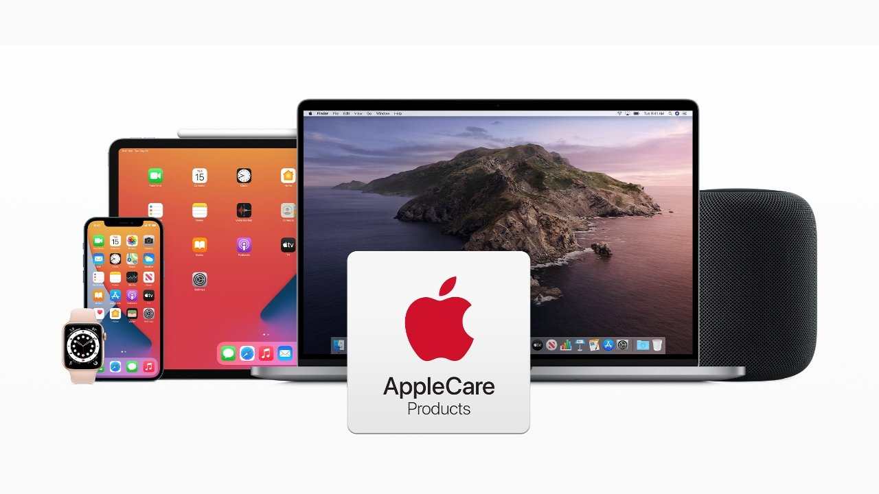 AppleCare protects your devices longer than the factory warranty
