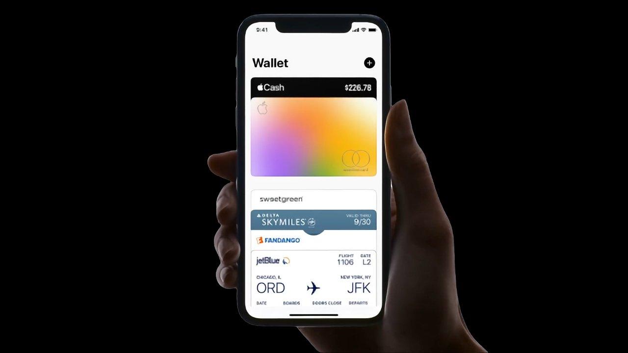 Use Apple Card on Apple Pay