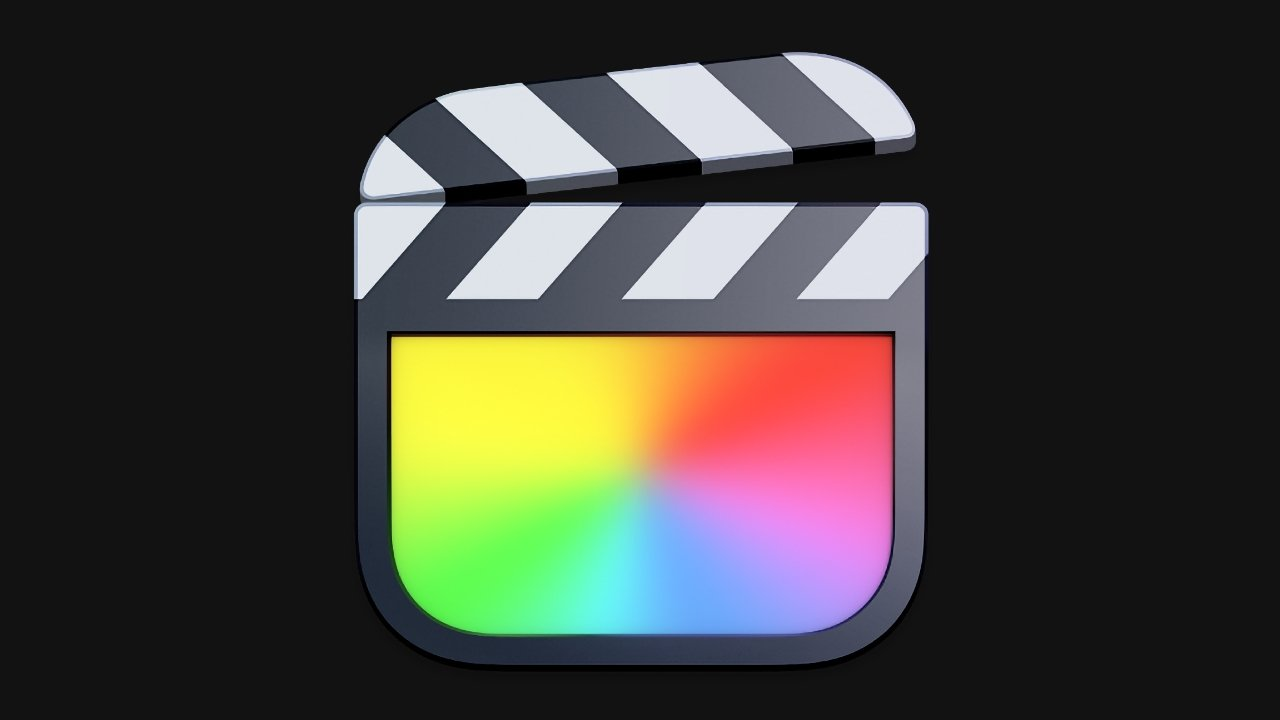 Final Cut Pro is professional video editing software