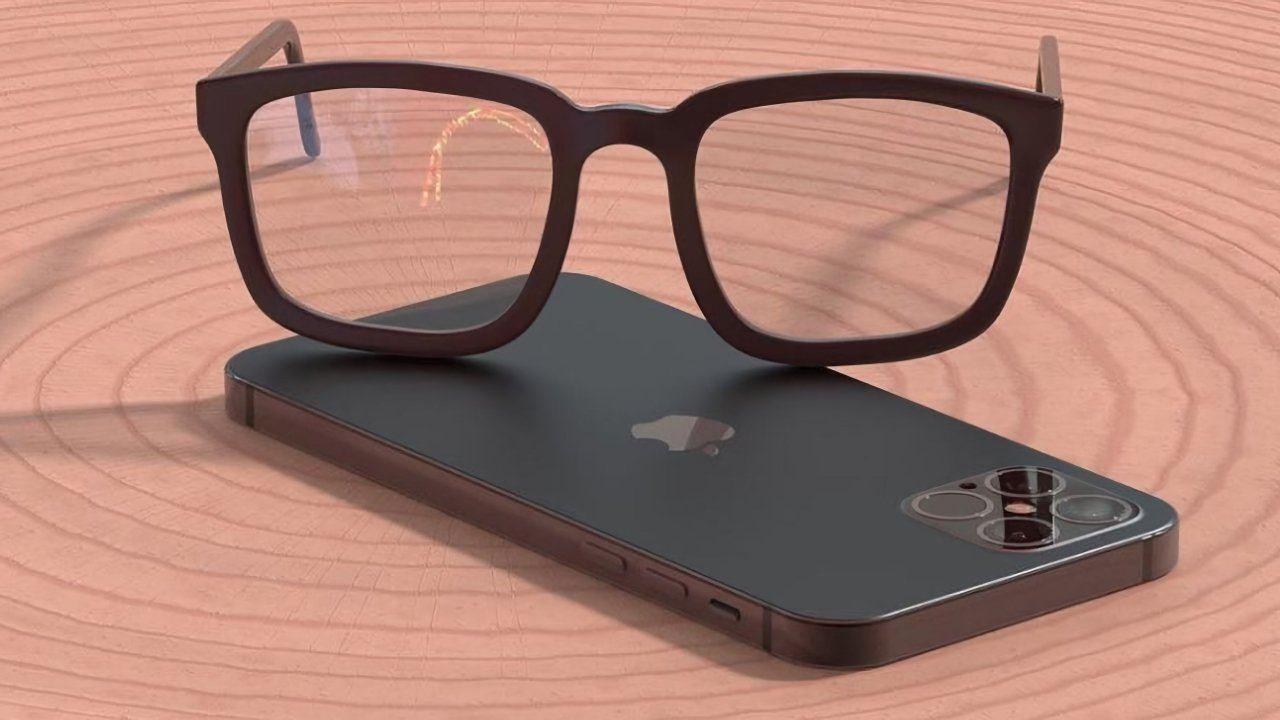 'Apple Glass' is an example of a future Apple AR product