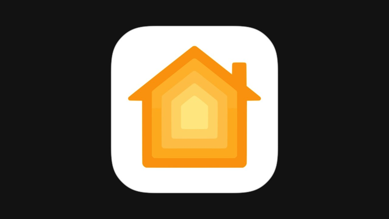 The Home app shows you all of your smart home devices