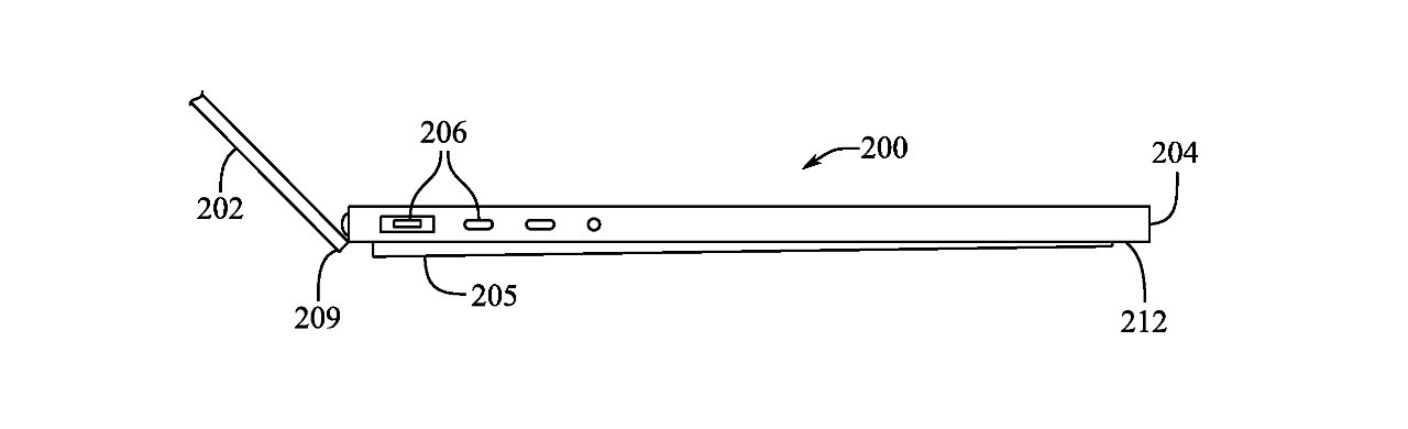 Most of the patent describes a base that could raise by itself when needed