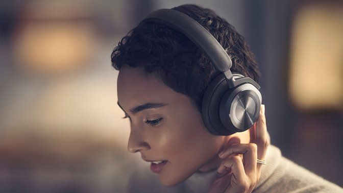 The Beoplay HX headphones offer 35 hours of battery life for $499