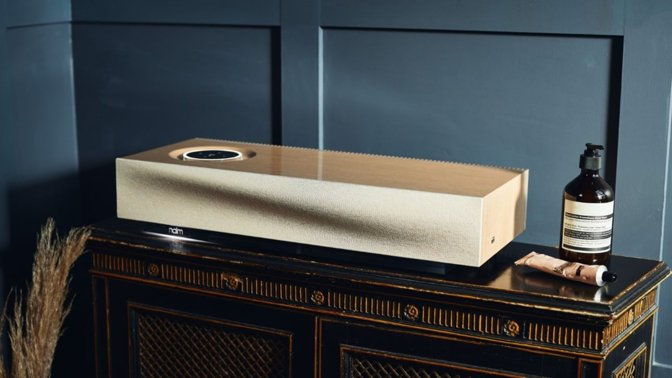 Naim Mu-so 2 Wood Edition