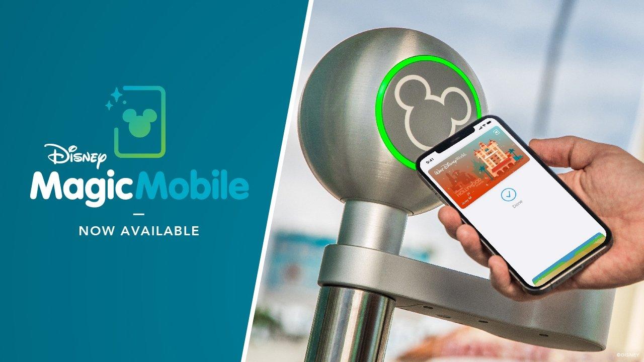 Disney Parks releases MagicMobile for Apple Wallet | AppleInsider
