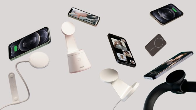 Belkin's new Magnetic lineup for iPhone 12