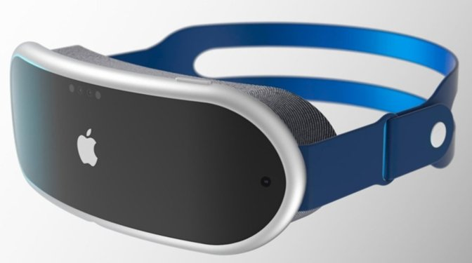 Apple's mixed reality headset debut expected in mid-2021
