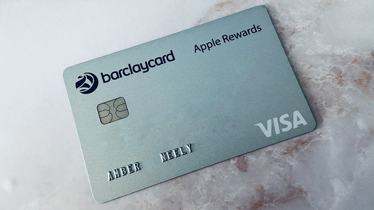 Barclays replacing Apple Rewards card with Barclays View