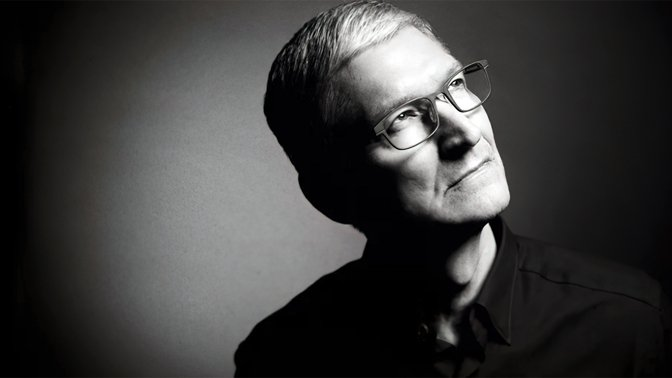 A supposed company memo from Tim Cook pays tribute to Apple's 45 years, while looking ahead to many more
