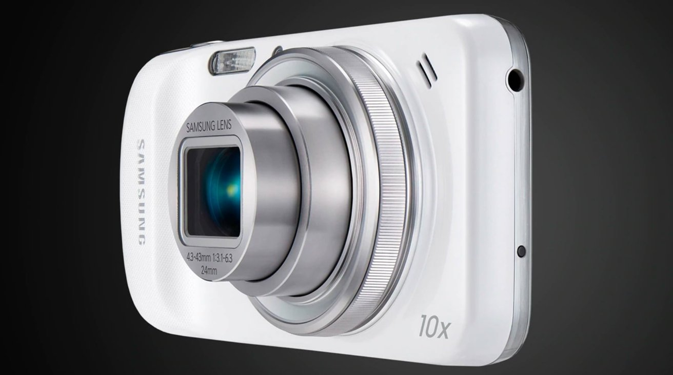 The Samsung Galaxy S4 Zoom borrowed the telescoping zoom from compact cameras.