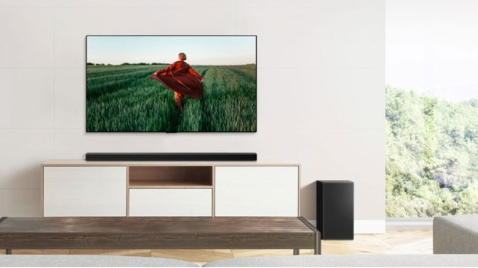 LG's 2021 soundbar lineup features AirPlay 2 support