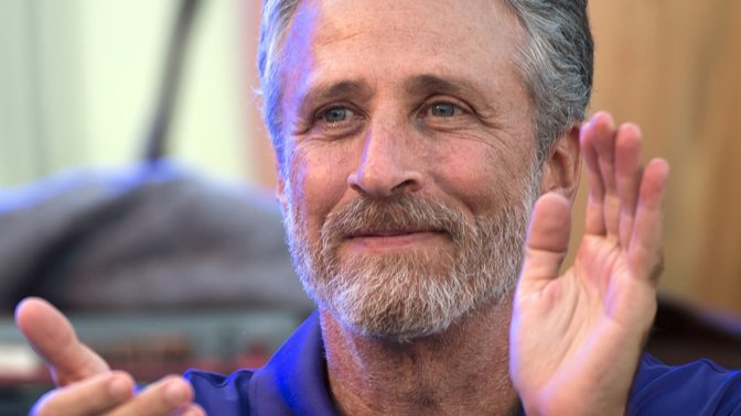 Apple reveals 'The Problem with Jon Stewart' series, coming fall 2021