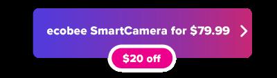 ecobee Smart Camera with Apple HomeKit support