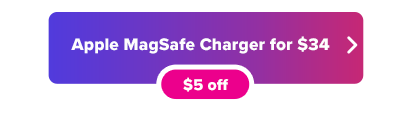Apple MagSafe Charger deal at Amazon