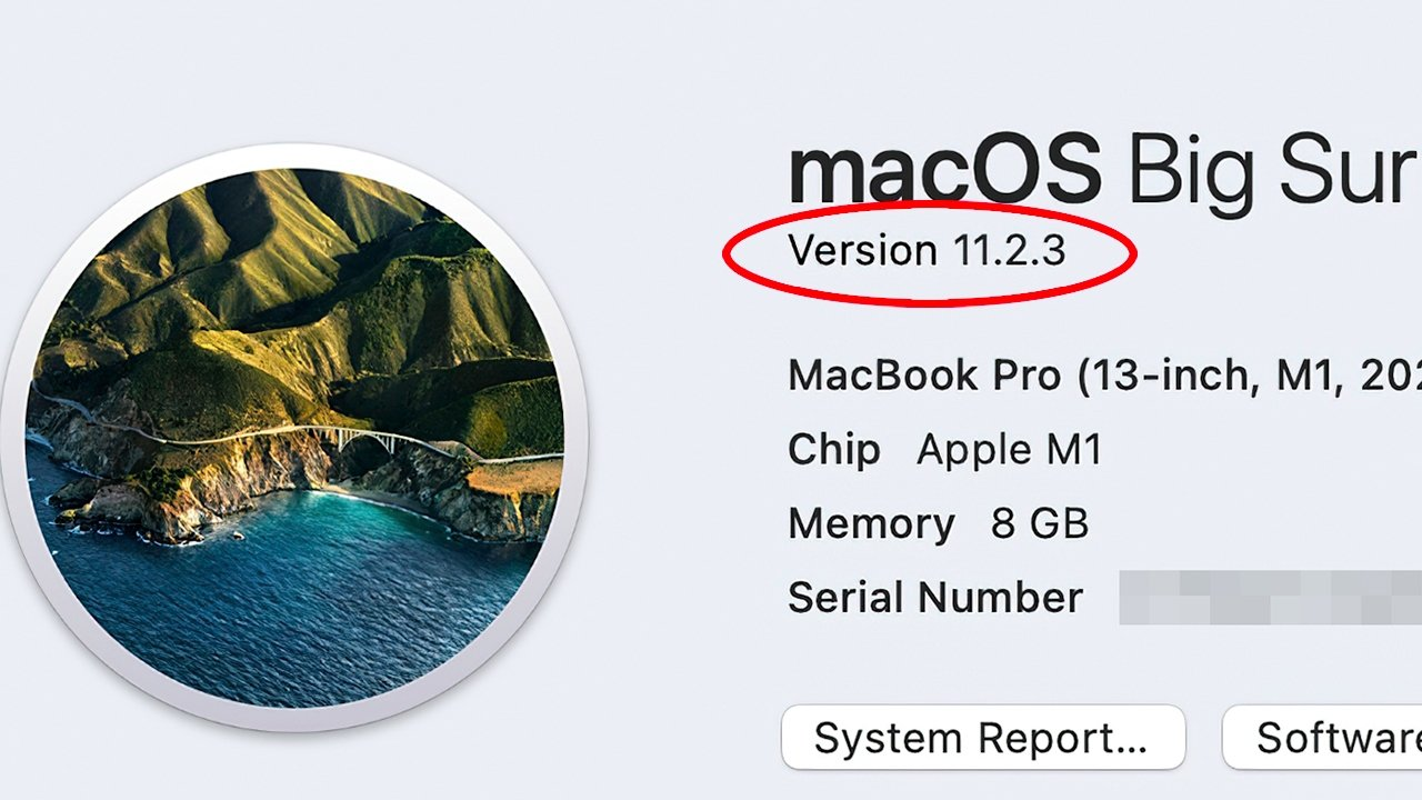 Apple is using decimals to indicate minor updates to macOS 11, suggesting the next version will be 'macOS 12'