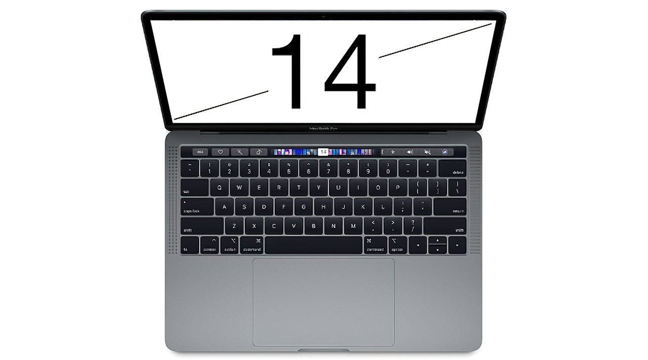 A 14-inch MacBook Pro could be among new Mac hardware in 2021