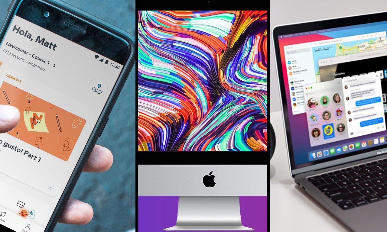 Weekend Deals: $300 off Babbel, $350 off iMac, M1 MacBook Sale