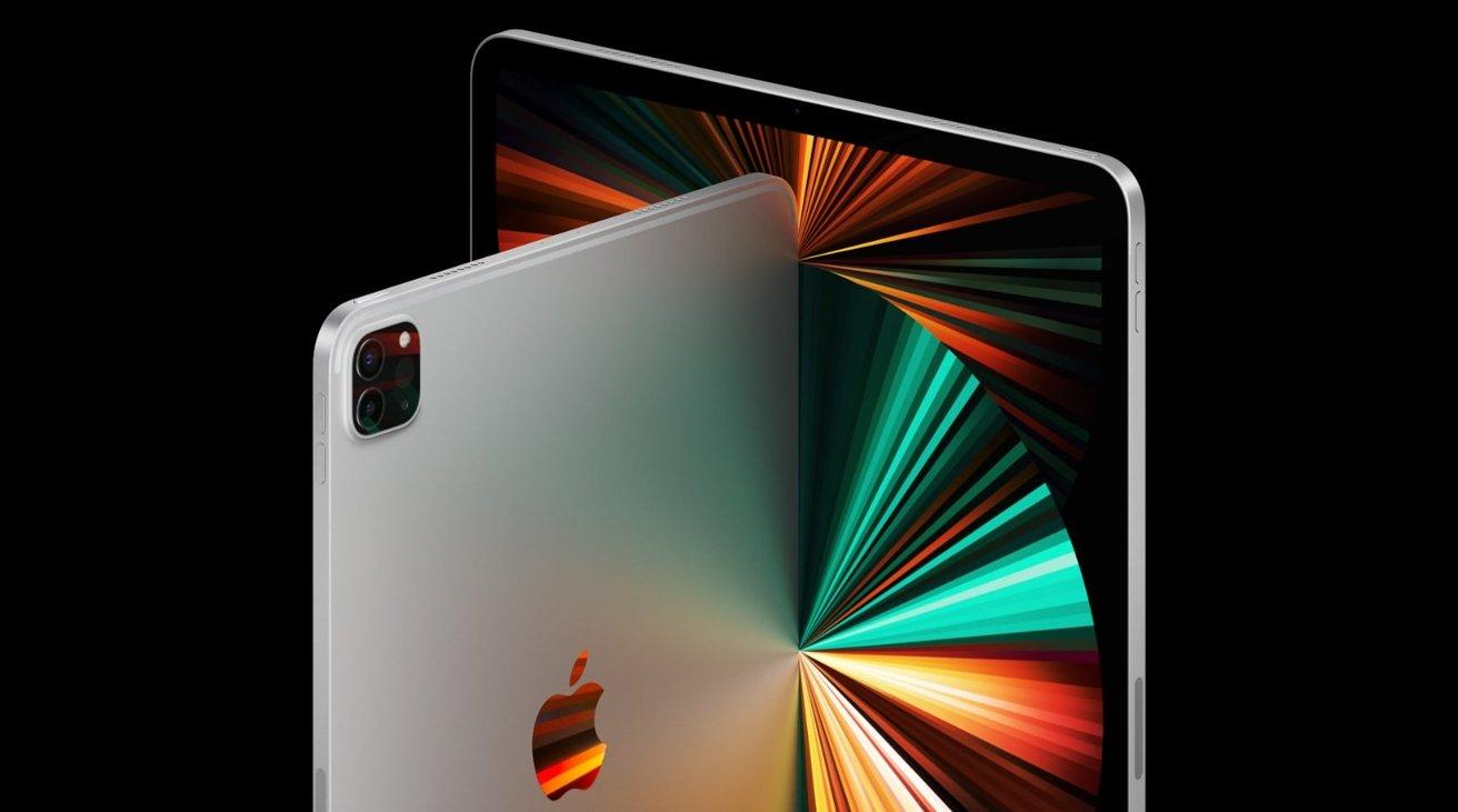 The 2021 iPad Pro range