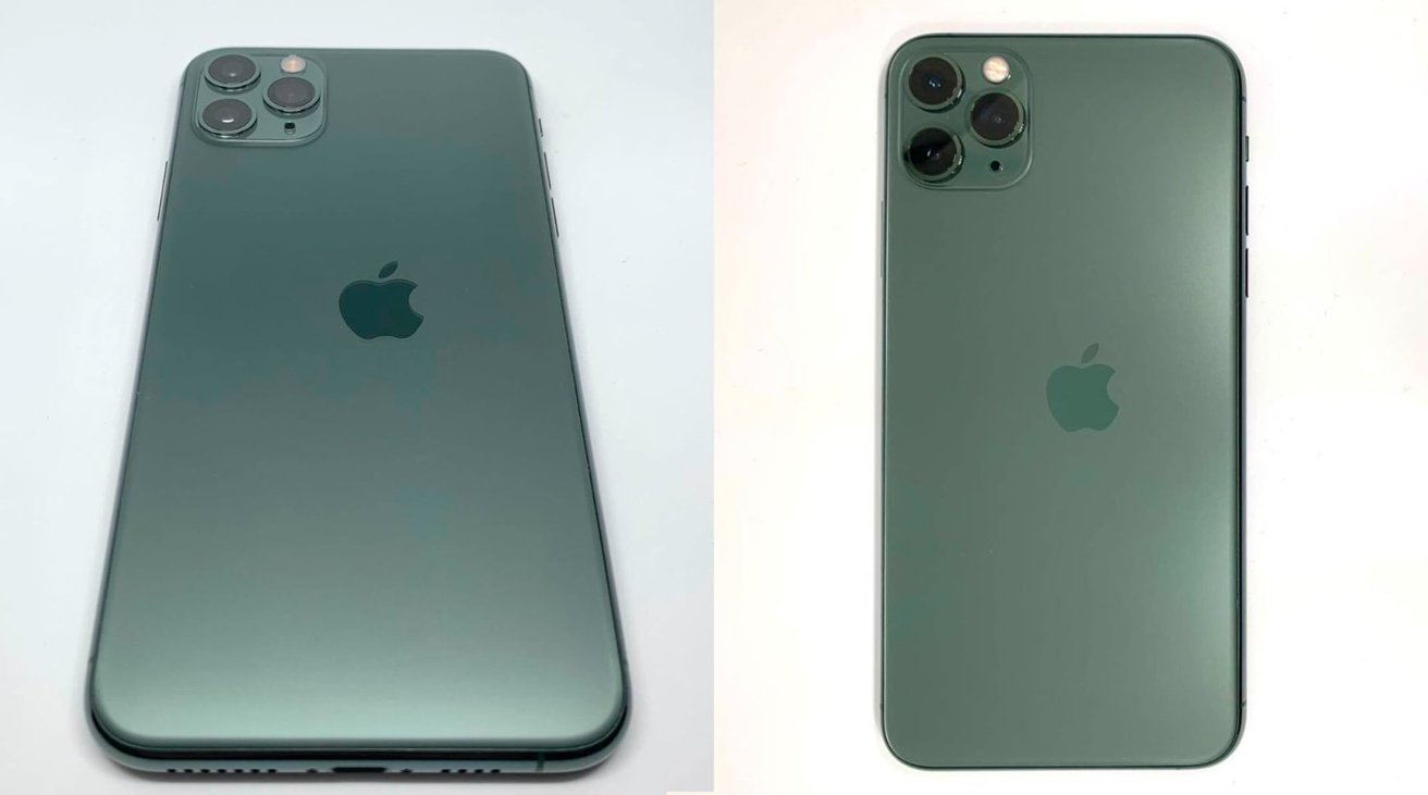iPhone 11 Pro with misprinted Apple logo sold for $2,700