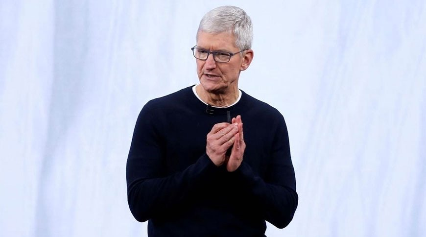 Tim Cook says Apple isn't against digital ads, wants user control and transparency