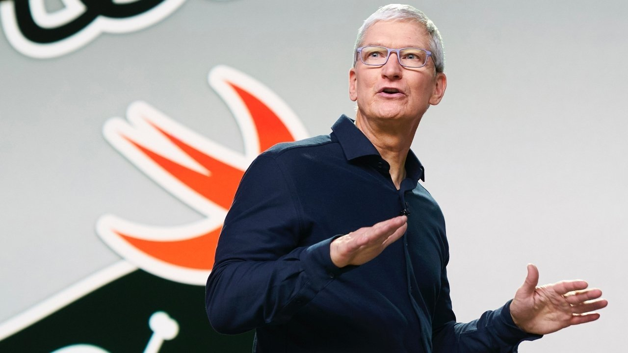 photo of Tim Cook praises Canadian App Store growth, talks upcoming Epic trial image