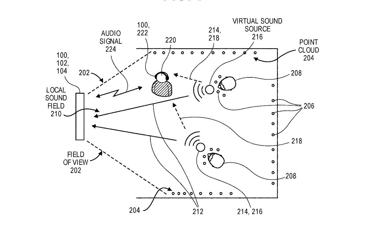 Playing back audio to authentically create 3D spatial sound